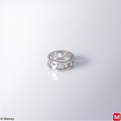 KINGDOM HEARTS Silver Ring