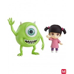 Nendoroid Mike & Boo Set: Standard Ver. Monsters, Inc. japan plush