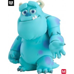 Nendoroid Sulley: DX Ver. Monsters, Inc. japan plush