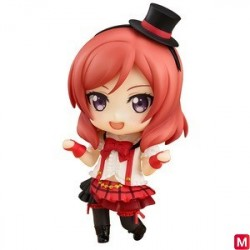 Nendoroid Nishikino Maki Love Live! japan plush