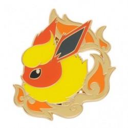 Badge Colorful Flareon japan plush