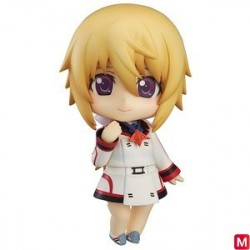 Nendoroid Charlotte Dunois IS -Infinite Stratos- japan plush
