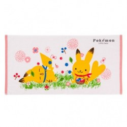 Mini Bath Towel Pokemon little tales japan plush