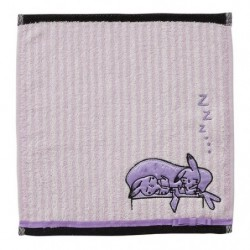 Hand Towel Pokemon little tales sleeping time japan plush