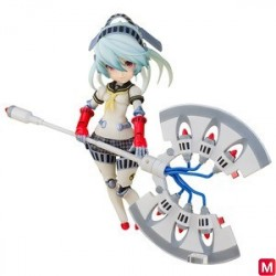 Parfom Labrys Persona 4 The ULTIMATE in MAYONAKA ARENA japan plush