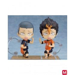 Nendoroid Haikyuu Ryunosuke Tanaka /& Yu Nishinoya Extra Parts Set Japan New***