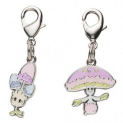 Metal Keychain 755・756 japan plush