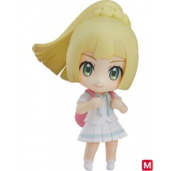 Nendoroid Lively Lillie Pokémon japan plush