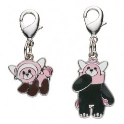 Metal keychain Stufful Bewear 759・760 japan plush