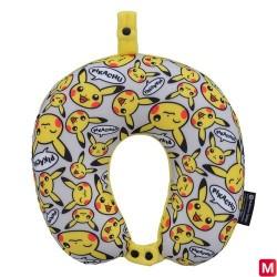 Coussin de voyage Pikachu japan plush