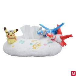 Tissue box Latios Latias japan plush
