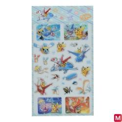 Stickers Latios Latias japan plush