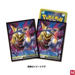 Protège-cartes Carchacrok Giratina TAG TEAM GX japan plush