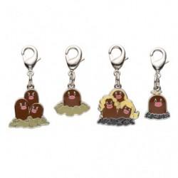 Metal Keychain 050・A050・051・A051 japan plush