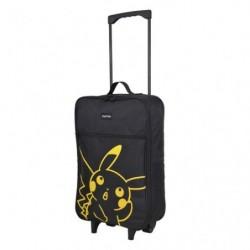 Carry Case Pikachu Face M japan plush