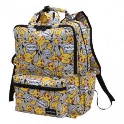 Backpack Pikachu japan plush