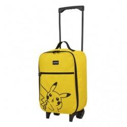 Carry Case Pikachu Face S japan plush