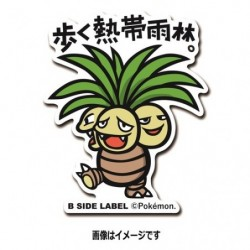 Sticker Exeggutor japan plush