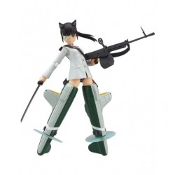 figma Mio Sakamoto Strike Witches the Movie japan plush