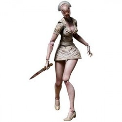 figma Bubble Head Nurse SILENT HILL 2 japan plush