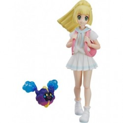 figma Lively Lillie Pokémon japan plush