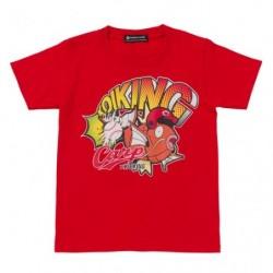 T Shirt Magicarpe Hit Rouge 130 japan plush