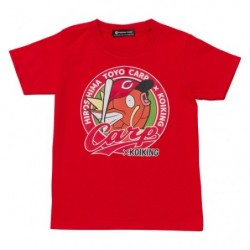 T Shirt Magikarp Red 130 japan plush
