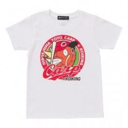 T Shirt Magicarpe Blanc 130 japan plush