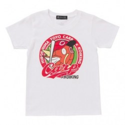 T Shirt Magikarp White 130 japan plush