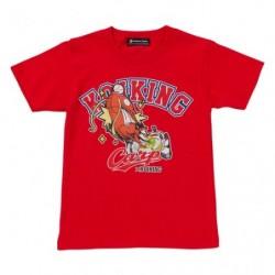 T Shirt Magikarp Red 130 japan plush