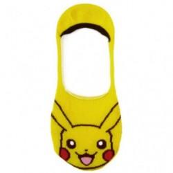 Chaussettes Courtes Pikachu Sourire japan plush