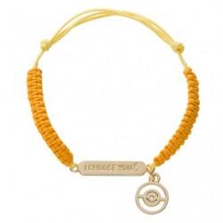 Pokemon Accessory Bracelet Pokeball I Choose You Orange