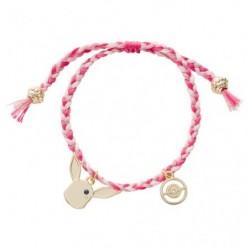 Pokemon Accessory Bracelet Eevee Pink japan plush