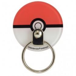 Anneau Smartphone Poke Ball japan plush