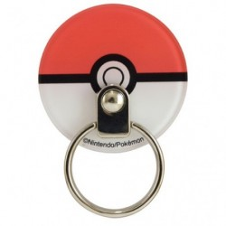 Ring Smartphone Poke Ball japan plush