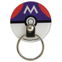 Ring Smartphone Master Ball japan plush