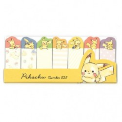 Long Post it Pikachu number025 japan plush