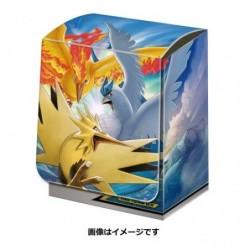 Pokemon Deck Box Sky Legend japan plush