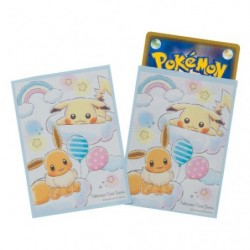 Pokemon Card Sleeves RB japan plush