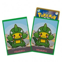 Protège-cartes Pokemon Pikachu Poncho Kaiju Mania japan plush
