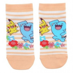 Short Socks Everybody Wobbuffet Pikachu japan plush
