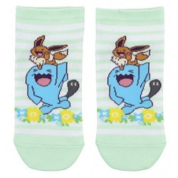 Short Socks Everybody Wobbuffet Eevee japan plush