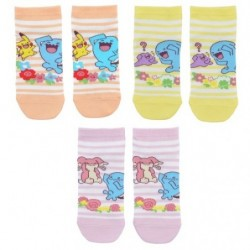 Chaussettes Courtes Everybody Qulbutoké R1 japan plush