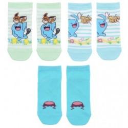 Short Socks Everybody Wobbuffet R2 japan plush