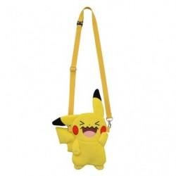 Pochette Mobile Pikachu Everybody Qulbutoké japan plush