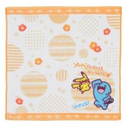 Serviette Mains Everybody Qulbutoké Pikachu japan plush