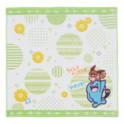 Hand Towel Everybody Wobbuffet Eevee japan plush