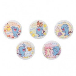 Badge Collection Everybody Wobbuffet BOX japan plush