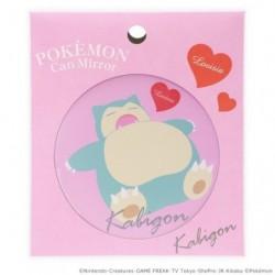 Miroir Pokemon Ronflex japan plush