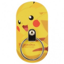 Smartphone Ring Pikachu japan plush